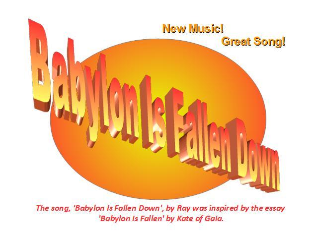 Song-BabylonIsFallenDown-poster