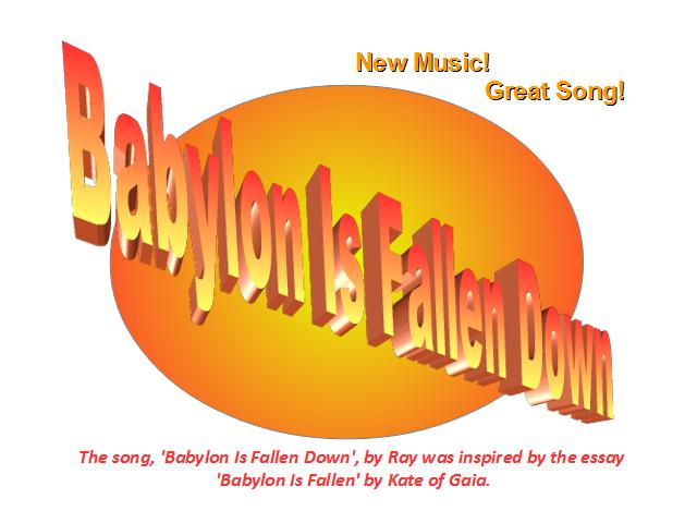 Song-BabylonIsFallenDown-poster